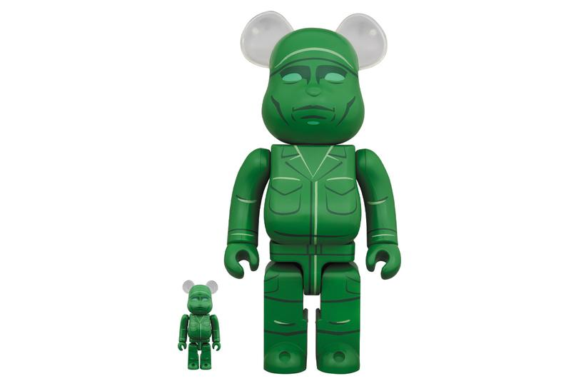 Medicom Toy 推出《Toy Story》綠色小兵 BE@RBRICK 玩偶