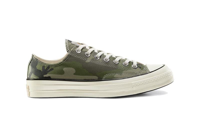 Carhartt WIP x Converse 最新聯名鞋款 Chuck 70 正式登場