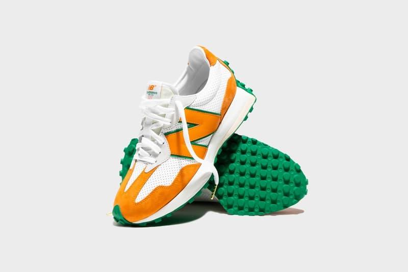 Casablanca x New Balance 327 聯名鞋款全新發售情報公開