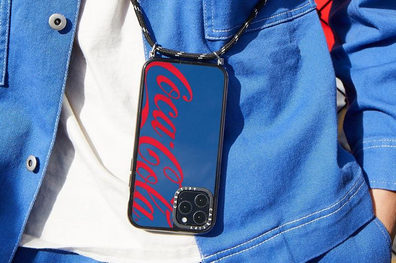 CASETiFY 推出最新「The Coca-Cola Collection」聯乘系列