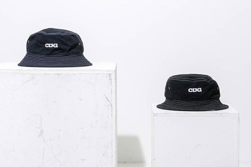 COMME des GARÇONS CDG 全新 Archive T-Shirt 與帽款系列正式發佈