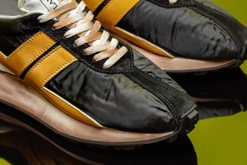 黑金奢華-Concepts x Lanvin 推出聯乘 Bumper 別注鞋款