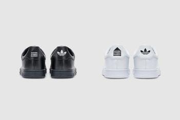 Picture of Dover Street Market 聯乘 adidas 推出別注 Stan Smith 鞋款