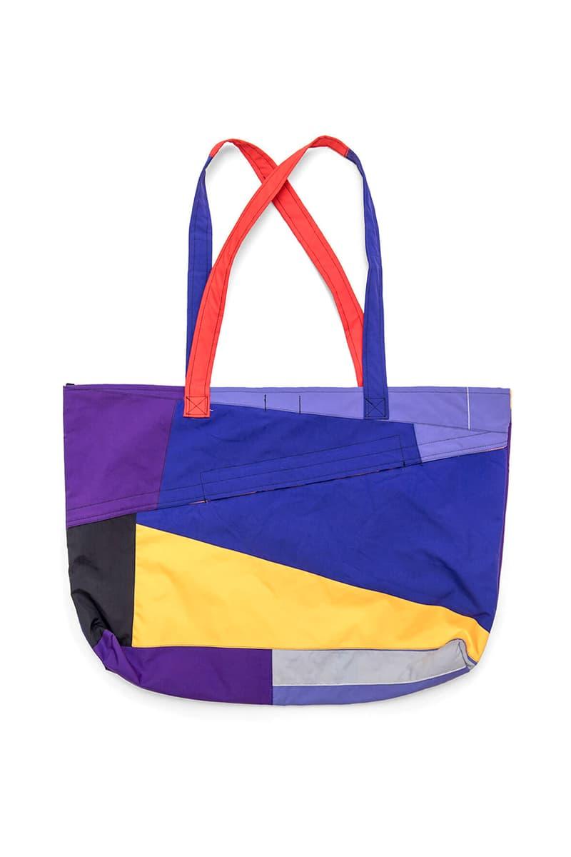 Greater Goods 推出 The North Face 與 Berghaus Garments 單品重製拼接袋包