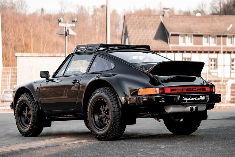 H&R 打造 1986 年 Porsche 911 終極越野改裝車型