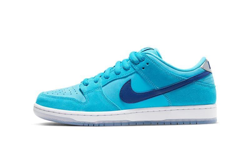 Nike SB 全新 Dunk Low「Blue Fury」正式官方圖輯