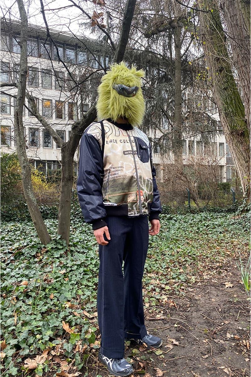 JOEGUSH 2020 秋冬系列 Lookbook 正式發佈