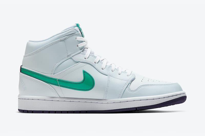 Jordan Brand 即將發佈 Air Jordan 1 Mid SE「Nike Hoops」鞋款