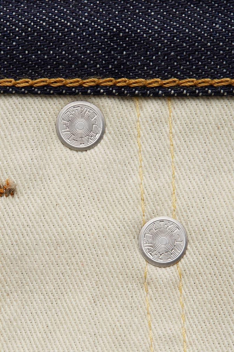 Levi's Vintage Clothing 推出全新日本製 501 經典牛仔褲