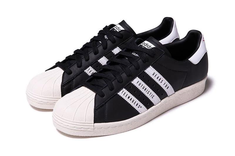 adidas Originals by HUMAN MADE 全新 Super Star 聯乘系列正式曝光(UPDATE)