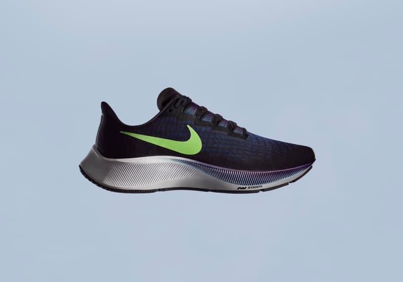 Nike 发布全新 Air Zoom Pegasus 37