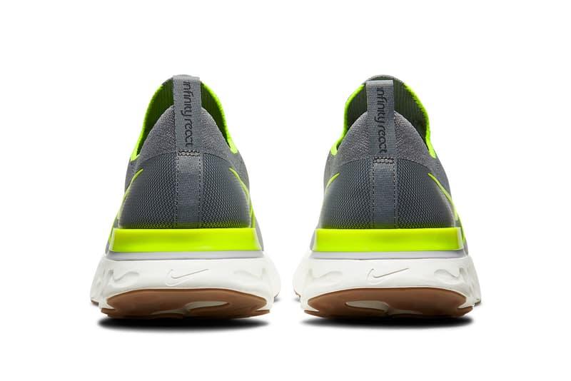 Nike 人氣跑鞋 React Infinity Run 全新配色登場