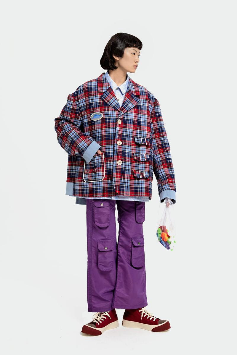 NOSENSE 发布 2020 秋冬系列 Lookbook
