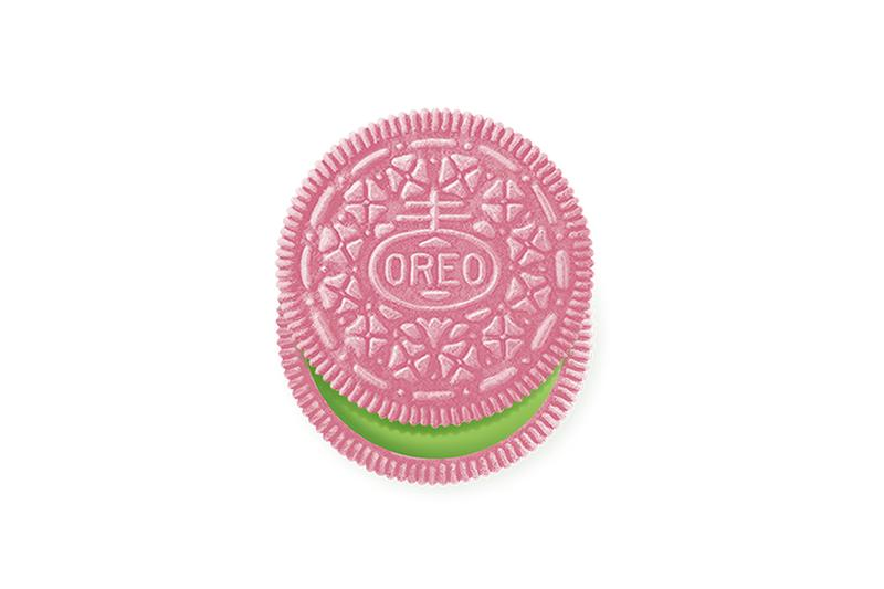 OREO 推出 2 款全新季節限定「櫻花抹茶」&「白桃烏龍」夾心餅乾