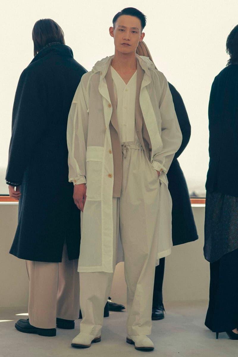 Rainmaker Kyoto 2020 秋冬系列 Lookbook 正式發佈