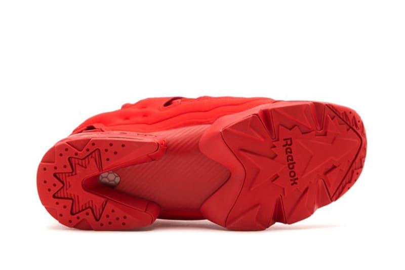 Reebok 推出「東京」主題別注 Instapump Fury 鞋款