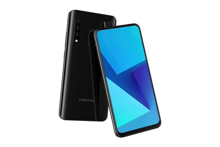 Samsung 全新「彈出式鏡頭」Galaxy A 系列智能手機情報流出