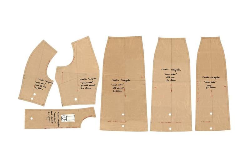 SHOWstudio 宣佈開放 Maison Martin Margiela 2004 年服裝樣板免費下載