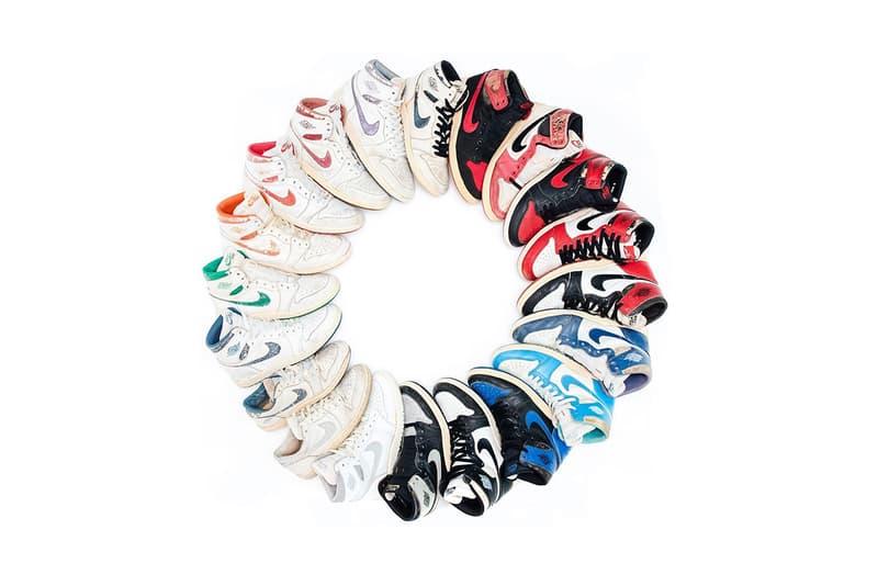 元祖級別收藏-鞋迷公開 Air Jordan 1 OG 鞋款全系列