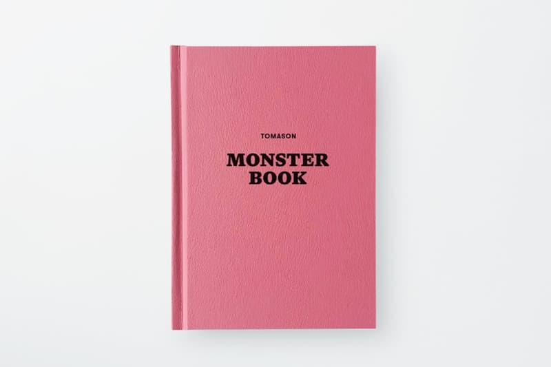 怪獣図鑑 - TOMASON 全新個人畫冊《MONSTER BOOK》正式發佈