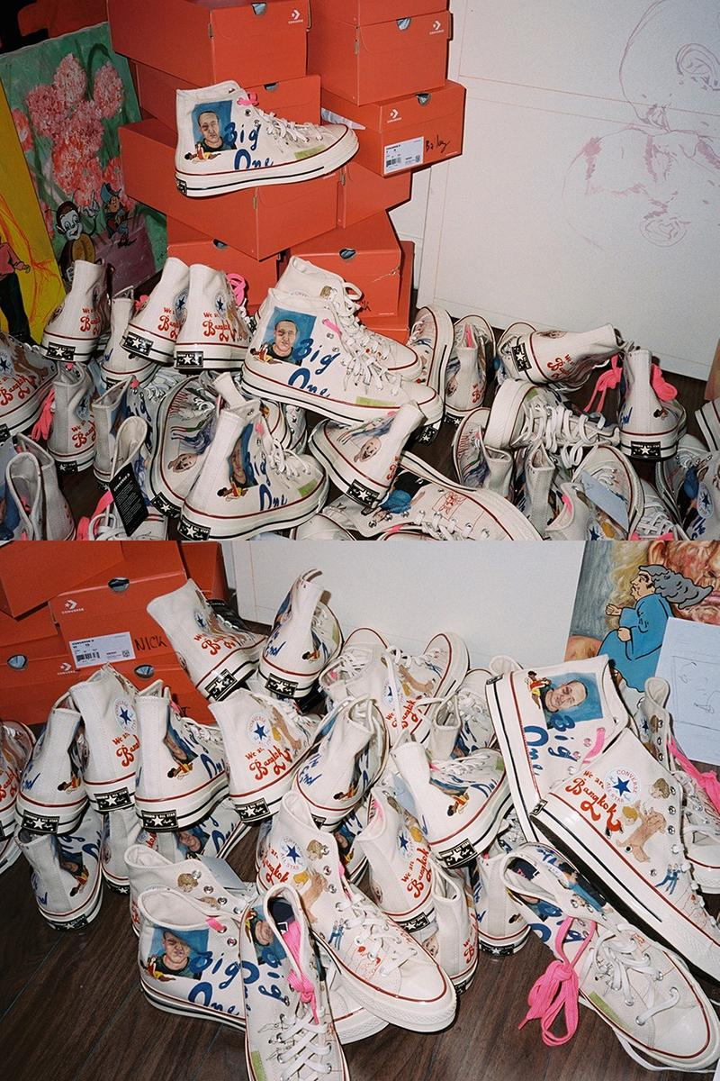 Tyler, The Creator 攜手 Converse 推出全新系列「ARTIST SERIES」