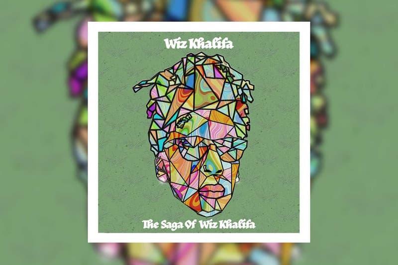 Wiz Khalifa 全新混音帶專輯《The Saga of Wiz Khalifa》正式上線