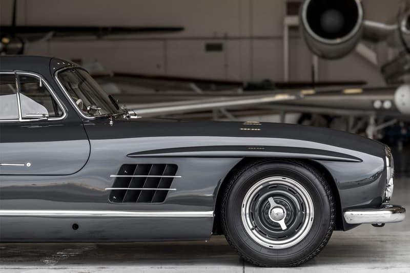 極罕有 1956 年 Mercedes-Benz 300SL Gullwing 展開拍賣