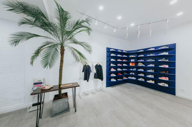 上海球鞋店铺 inventory pool 开设全新空间