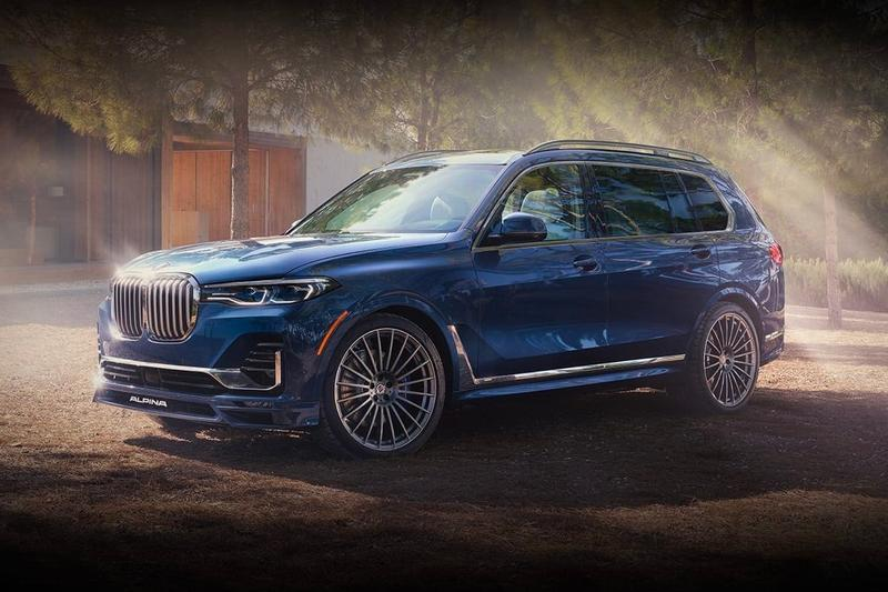 Alpina 全新 2021 年式樣 BMW X7 強化車型登場