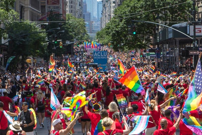 为迎接今年的 Pride Month ,品牌们作出了哪些行动?