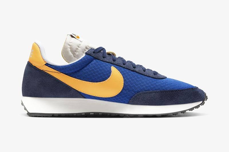 Nike Air Tailwind 79 推出全新「Game Royal/Laser Orange」配色鞋款