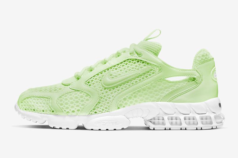 Nike Zoom Spiridon Cage 2 推出全新「Barely Volt」清涼配色