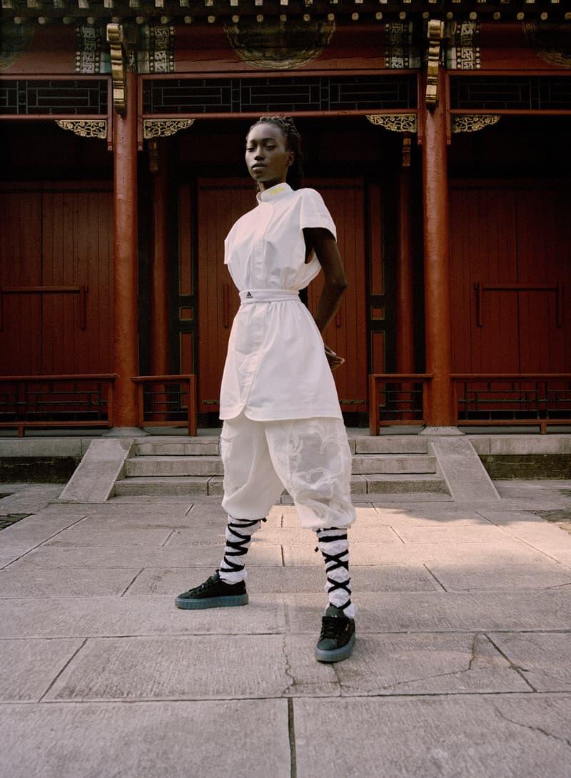 adidas Originals 携手 Angel Chen 打造 2020 春夏别注系列