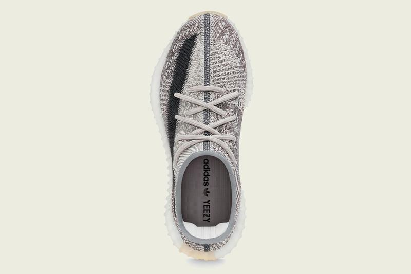 adidas Originals YEEZY BOOST 350 V2 最新配色「ZYON」官方圖輯曝光