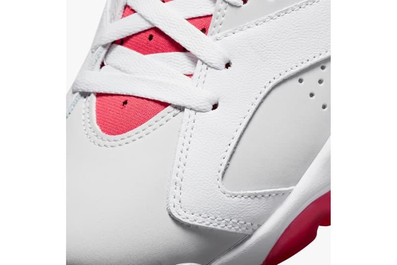 Air Jordan 6 全新配色「Hare」官方圖輯、發售日期公開