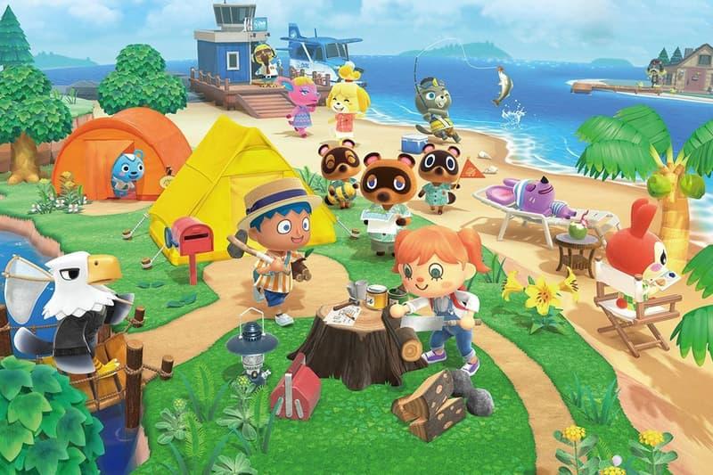 《集合啦!動物森友會》正式成為 Nintendo Switch 銷售速度最快之遊戲