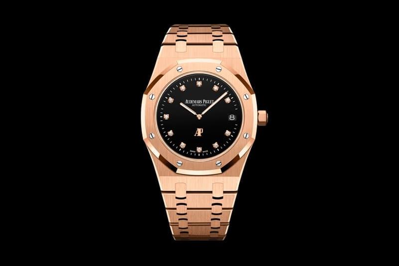 Audemars Piguet 推出兩款全新 Royal Oak 腕錶