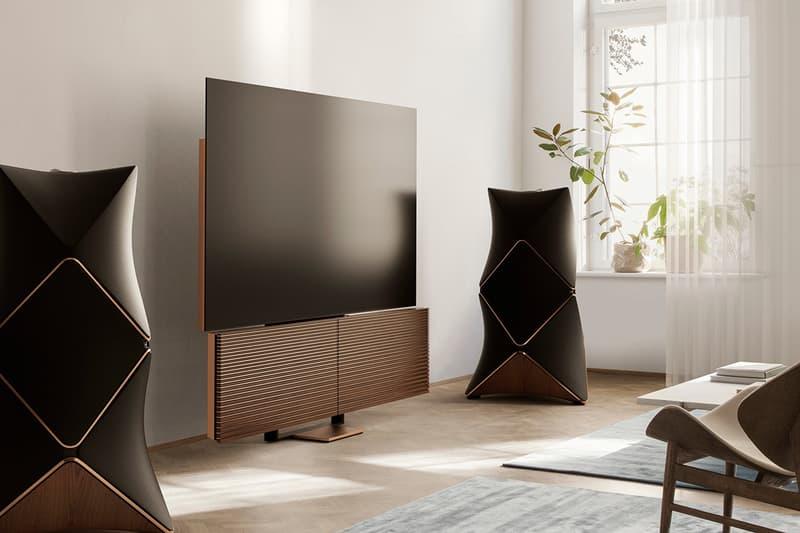 Bang & Olufsen 推出全球首台 8K OLED 88 英吋電視