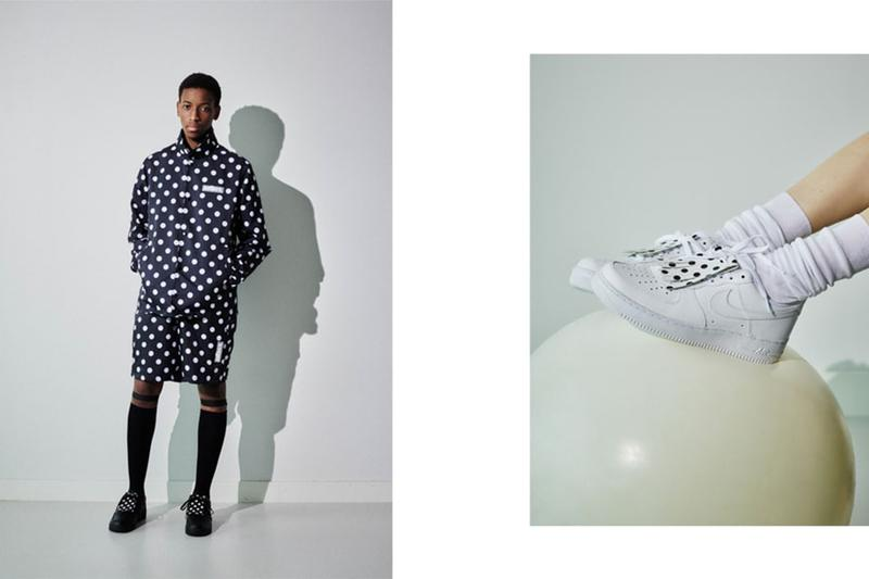 BEAMS x NIKE 聯手推出別注波點圖案服裝鞋款系列