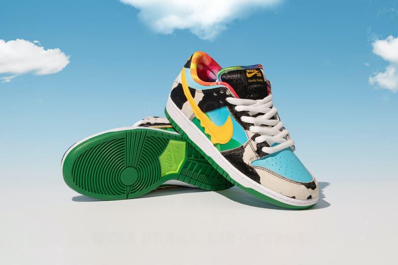 近賞 Ben & Jerry's x Nike SB 全新聯名 Dunk Low Pro