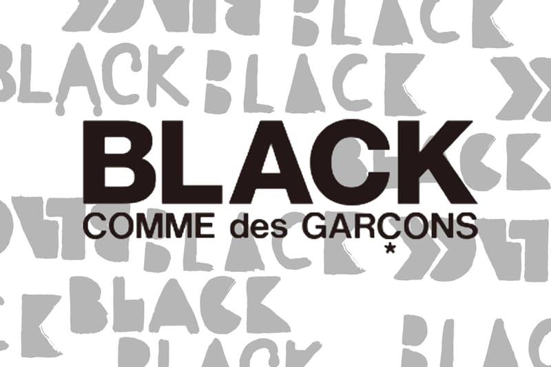 BLACK COMME des GARÇONS 首個獨立線上商店正式開催