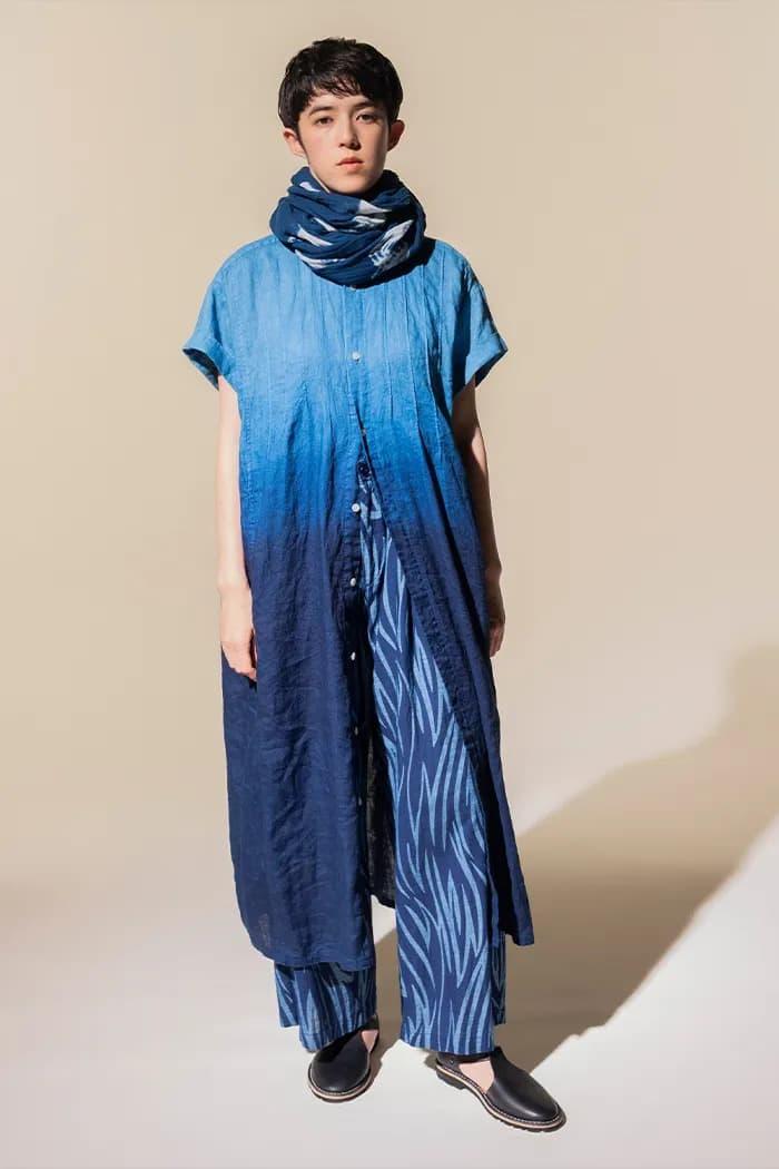 Blue Blue Japan 發佈 2020 春夏系列 Lookbook