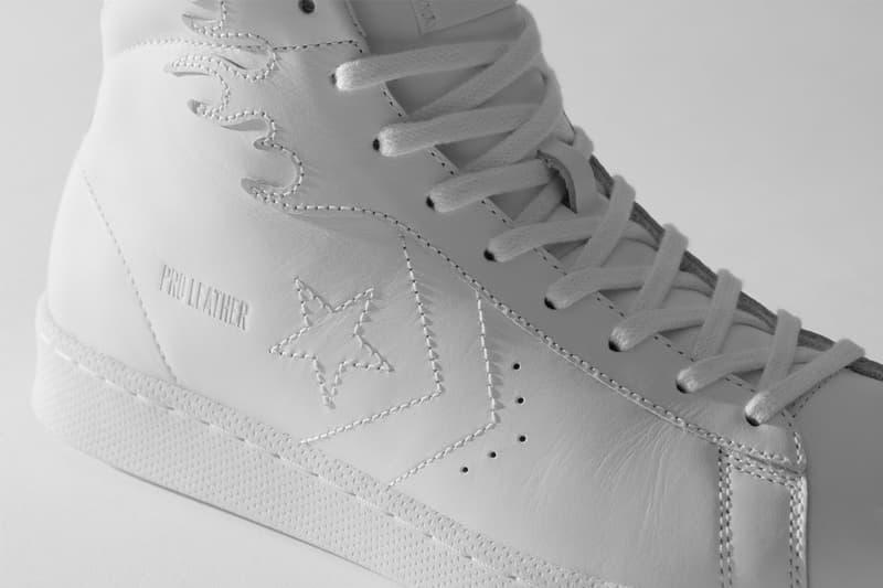 純白火焰 − Converse 最新「WHITE FLAMES」系列正式登場
