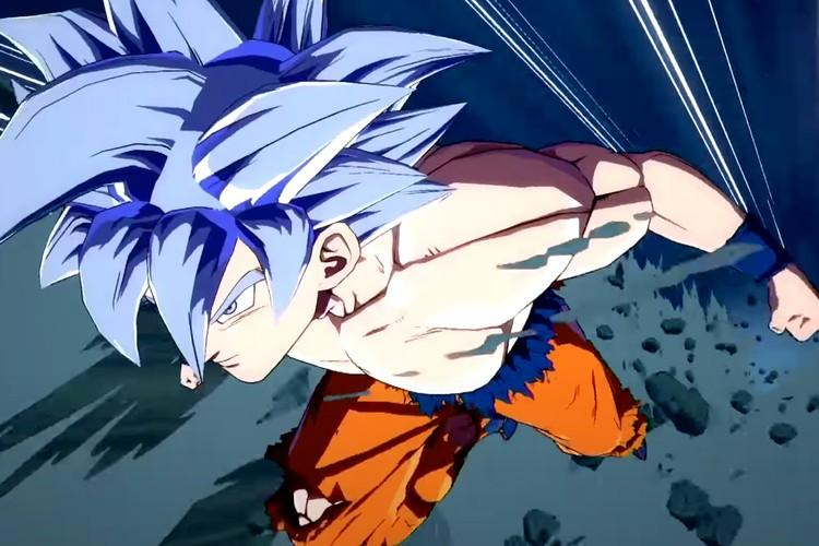 《Dragon Ball FighterZ》最新片段揭示悟空「身勝手の極意」最強型態