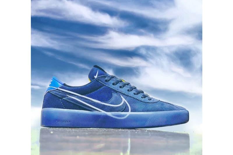 Nike SB Bruin React「Blue Flame」配色鞋款曝光