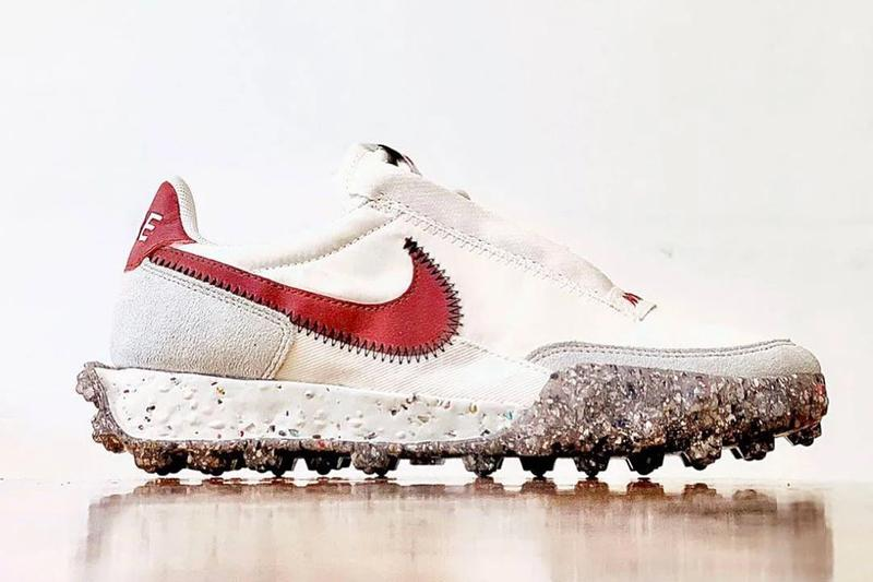 未來球鞋大勢-全新鞋款 Nike Waffle Racer Crater 曝光