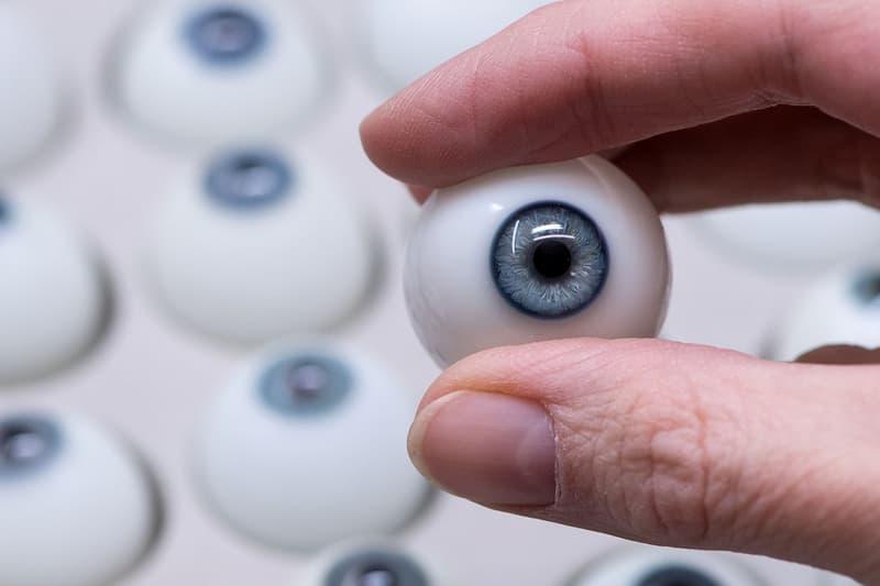 賽博格技術 - 香港科技大學團隊研發出「人造電子眼球」視覺傳感器