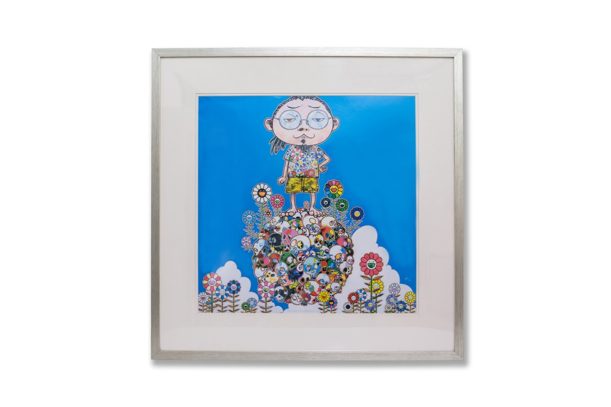 HOWstore 村上隆 Takashi Murakami 线上艺术拍卖即将开催