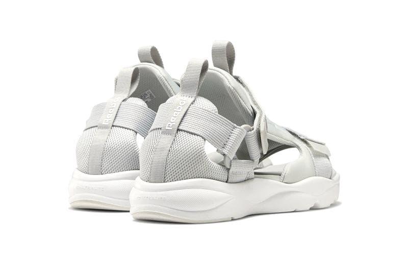 Reebok 推出全新 Furylite Sandal 涼鞋款式