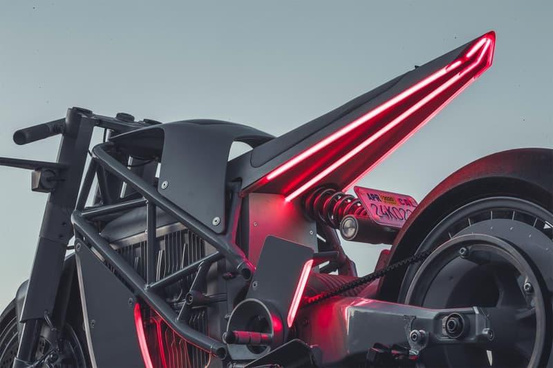 來自未來的電動機車:UMC-063 XP ZERO